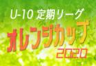 【優勝写真掲載】2020年度 福島県U-12チャンピオン大会  優勝は松川SSS!