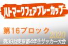【4/12迄の分は延期】高円宮杯U-18サッカーリーグ2020宮崎