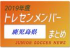 2019年度 宮崎県 トレセンメンバー