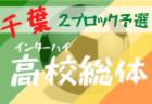 【大会中止】2020年度 第73回千葉県高等学校総合体育大会サッカーの部 1ブロック予選 大会情報お待ちしています!