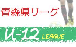 2020年度 青森県JFA U-12サッカーリーグ7/4,5結果速報!