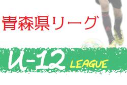 2020年度 青森県JFA U-12サッカーリーグ 6月開催予定!大会情報お待ちしております。
