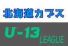 2020年度第14回北海道カブスリーグU-15 兼 高円宮杯JFAU-15サッカーリーグ 優勝はコンサドーレ札幌!2部 10/31最終節 結果募集!