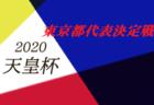 2020年 第25回東京都サッカートーナメント第100回天皇杯予選東京都代表決定戦 大会情報募集!