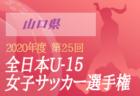 JFA U-15 女子サッカーリーグ2020 関西 8/30~開催予定!上位リーグ リーグ表ご用意しました!