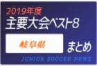 2019年度 愛知県 主要大会(1種~4種) 輝いたチームは!?上位チームまとめ
