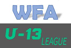 【延期】2020年度 第4回 和歌山県 WFA U-13サッカーリーグ2020 情報お待ちしています!