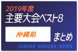 2019年度 沖縄県 主要大会(1種~4種) 輝いたチームは!?上位チームまとめ