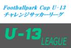 2020年度 新庄地区U-10大会兼ナカジマスポーツ杯 (山形県) 大会情報募集中! 6月開催