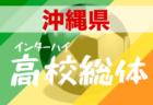 2020第56回沖縄県高等学校サッカー競技大会 インターハイ 7/18~25開催