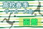 【大会中止】2020年度 北海道高等学校春季サッカーフェスティバル 帯広大会 5/3~5開催!