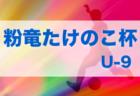 2020年度 大阪府リーグ戦表一覧