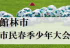 2020年度 青森県リーグ表一覧