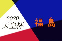 【5/10から再延期 延期日程未定】2020年度 天皇杯JFA第100回全日本サッカー選手権福島県代表決定戦