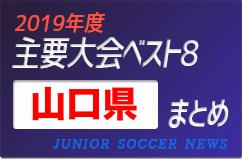 2019年度 山口県 主要大会(1種~4種) 輝いたチームは!?上位チームまとめ
