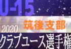 高円宮杯JFA U-18 2020 第11回わかとりリーグ(鳥取県) 優勝は米子北B!