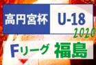 2020年度 第35回 日本クラブユースサッカー選手権U-15大会  北海道大会  情報お持ちしています