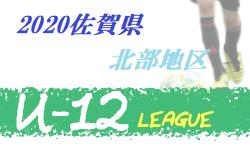 JFA U-12サッカーリーグ佐賀県 2020 北部地区 日程等情報お待ちしております