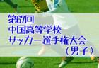 全日本少年サッカー大会 優勝回数チーム/都道府県ランキング!