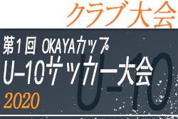 2020年度 U-10サッカー大会(クラブ予選)岐阜 1次リーグ開催中!結果情報をお待ちしています!