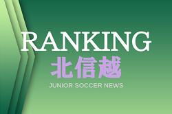 独自調査【北信越】県別ランキング みんなが見てる高校サッカー部ってどこ?アクセスランキング【2019年度】