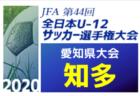 2020年 第64回東京【第2支部】中学校サッカー新人戦 新宿区予選  優勝は成城中学校!