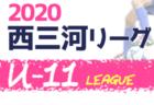 2020年度 東三河地区U-11サッカーリーグ (愛知) 情報お待ちしています!