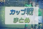 2020年度 高円宮杯 JFA 第32回全日本U-15サッカー選手権大会 埼玉県予選 代表7チーム決定!
