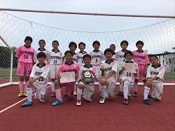 2020年度 南紀交流カップU-12(和歌山)優勝は八幡台JSC!
