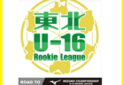 2020年度 パロマカップ 第28回 日本クラブユース選手権(U-15)大会 静岡県予選