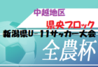 2020年度 第26回北海道クラブユースサッカー選手権(U-15)大会 道北会場 代表はTRAUM SV!