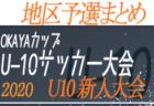 2020年度 しんきんカップ第35回静岡県キッズU-10サッカー大会 東部予選 県大会出場チーム決定!