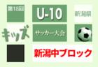 2019年度 かんぽカップU-8チャレンジトーナメント(京都府)優勝は京都らくほくFC!