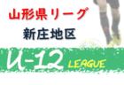 2020年度 JFA U-10サッカーリーグ2020 新庄地区 (山形県)優勝は東根KS!