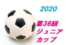 2020年度 第36回ジュニアカップ争奪少年サッカー大会 千葉 市原 優勝はちはら台SC1993!