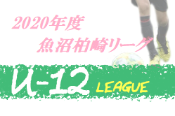 2020年度  魚沼柏崎リーグ(新潟県) 優勝は刈羽!