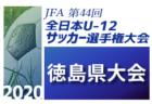 【優勝チームコメント掲載】2020年度 第44回JFA全日本U-12選手権熊本県大会 優勝はソレッソ熊本V!