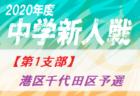 青森県U-13あすなろサッカーリーグ2020リーグ表更新!(10/27判明分)