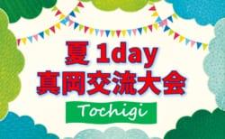 2020年度 夏1day 真岡交流大会 U12の部 (栃木県) 8/10の部優勝はともぞうA!8/11の情報をお待ちしています!
