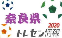 【選考会】2020年度 奈良県女子トレセンU-15 9/7他開催!