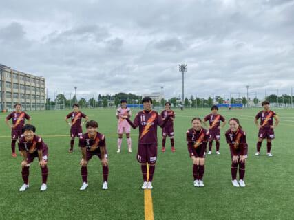 2020年度 皇后杯 JFA 第42回全日本女子サッカー選手権大会関東地区予選 優勝は群馬FCホワイトスター!関東から6チームが全国へ