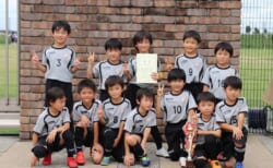 2020年度 大和市2年生大会 (神奈川県) 優勝はGEO-X FC!