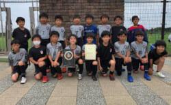 2020年度 大和市3年生大会 (神奈川県) 優勝はGEO-X FC A!