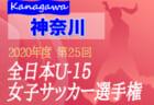 2020年度 第35回日本クラブユース選手権(U15)大会 広島県予選  9/27結果情報お待ちしております!
