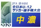 2020年度 第24回 関東女子ユース(U-18)サッカー選手権大会 10/3開幕!組合せ決定しました