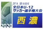2020JFA第11回全日本U-15女子フットサル選手権大会 埼玉県大会 優勝は白岡SCL!