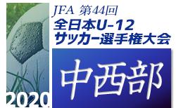 2020年度 JFA第44回全日本少年サッカー大会静岡県大会 中西部支部予選 10/17,18結果・組合せ情報お待ちしています!