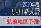JFA U-12サッカーリーグ 2020 山形県 鶴岡ブロック   プレーオフ最終結果掲載!5チームが全日県大会へ