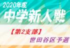 2020年度 JFA第44回 全日本U-12サッカー大会 岐阜地区予選 優勝はメジェール!