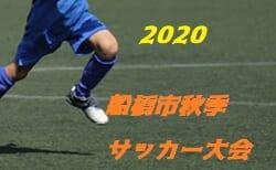 2020年度船橋市秋季市民サッカー大会(6年生の部) 優勝は夏見FC!千葉